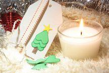 DIY Christmas / DIY Christmas wrapping ideas, Christmas Gift, Christmas Crafts, Decoration, For toddlers, easy decorations, idee fai da te per Natale, biglietti d'auguri, pacchetti regali