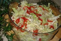 recepty- saláty
