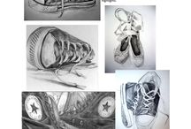 Shoe Drawing Lesson