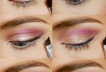 Maquillage Saint-Valentin