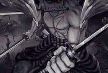 The Great One Piece Roronoa Zoro