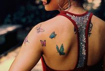Tattoos & Piercings  / by Jenna Geiger