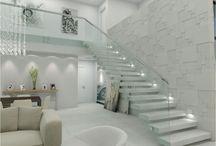 Escada apartamento