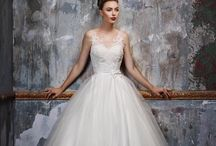 Bridal Gowns / Some of the beautiful gowns that can be found in store at Nifi