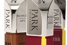 Park Stuff / Merchandise and apparel with Park logos / by Park University Alumni Association