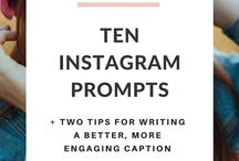 Instagram tips for bloggers / Instagram ins and outs, tips and hacks for bloggers to gain followers and increase their engagement on Instagram