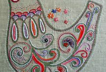 Embroidery / by Alice Duhon