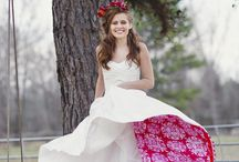 Wedding Ideas to pass on to my Sister In Law / by Charlene Burlingham