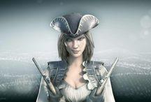 Assassin Cree Lucia