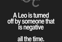 leo sign facts