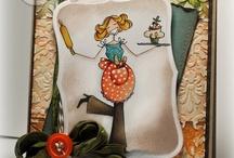 Bella Babe Cards / by Carollee Washington