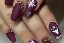 Christmas Nail Art Ideas / Christmas Nail Art Ideas for you this season!