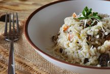 Recetas otoño, Autumn recipes / Recetas con ingredientes de otoño: calabaza, setas, trufa negra, etc... Autumm recipes
