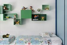 Matteo' s Bedroom / by Estibaliz Loredo Garcia