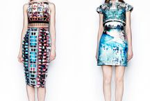 digital print fashion / by Daniel Matthews