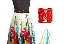 to wear / by Amelia Galvas