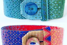 Beading: ombre effect 1