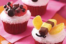 Cupcakes - Bugs