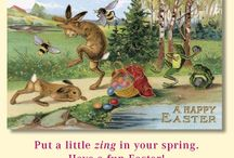 Easter Cards / Show some-bunny you love them the Old World Christmas way.