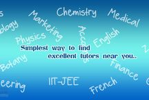 Simplest way to find excellent tutees near you..