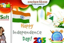 Happy Independence Day 2015 / Happy Independence Day 2015 : The Indian subcontinent might celebrate it is 69th Liberty Evening. Indians include obtained the freedom from your Language on 15th August 1947. Soon after practically a couple of ages associated with slavery The Indian subcontinent now have the particular Liberty from your Britishers for the 14th August Midnight.http://goo.gl/NvCkmA