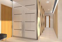 How to design a corridor/holl / Project- Pracownia Projektowa Artsolutions Warszawa