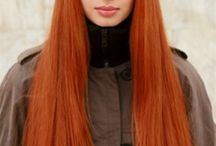 Long Red Hair / Celebrating everything that is beautiful about long red hair, whether curly, straight,wavy, natural or dyed.