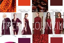 Fall 2015 / Mood board - clothes, accessories