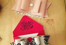 Gift Card holders / Assorted Gift Card Holders