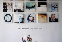 Small Painting Installations