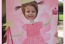 pinkalicious tea party / by Pam Williams