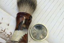 Shave Brushes / Custom made shave brushes