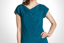 My StitchFix Style - DYT Type 3 / The clothes/colors I wear as a type 3 (dressing your truth).