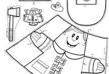 Kid Crafts & Ideas / by BPL (Iowa)