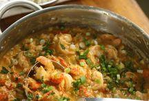 Seafood goodness / by Kristina Shastko
