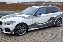 Car customd design signature