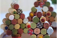 Manualidades navidad (decoración) / No sabes como decorar tu casa el día de navidad? No sabes como sorprende a tus hijos de la decoración, y que a la vez se diviertan? Pues este és tu tablero. Te ayudará a estar más cómodo y ha hacer actividades y manualidades divertidas y decorativas para tu Feliz Navidad!