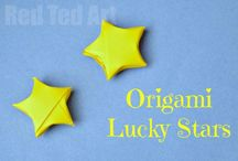 For the Kiddos- Origami
