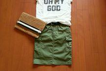 ファッション♪