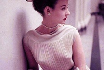 Fashion - fab 50's! / When women looked so feminine :-)