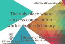 SoM #MotivationalMonday / https://twitter.com/SoMStudentHub