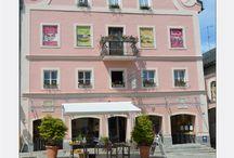 Haller Waldkirchen / Fotos unserer Fassade in Waldkirchen.