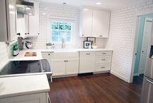 Kitchen / by Courtney Harrington
