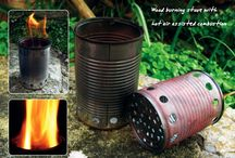 TLUD / 「Top-Lit Up-Draft」 TLUD stoves are an innovative technology .※「上部着火上方気流」in Japanese