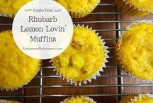 Gluten AND Dairy FREE!!! / Alternate yummy treats