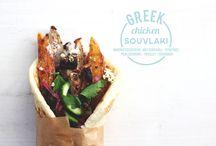 Pollo griego
