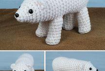 Crochet/Knit/Cross-stitch/DIY