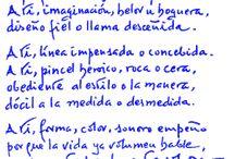 Poesía de Rafael Alberti / Imágenes de poesías de Rafael Alberti