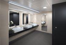 Commercial Bathrooms