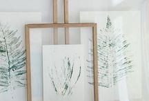 Botanical Art / Botanical prints, botanical art, art that celebrates foliage and flowers